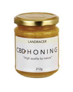 CBD infused honing van Landracer